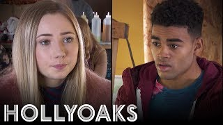 Hollyoaks: Has Prince Covered His Tracks?