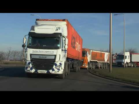 IMMINGHAM TRUCKS FEB 2019 Part2Trailer2