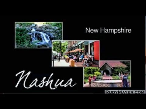 Nashua, New Hampshire City Tour