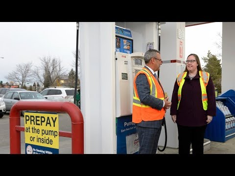 Protecting fuel and convenience store workers - Oct. 30, 2017