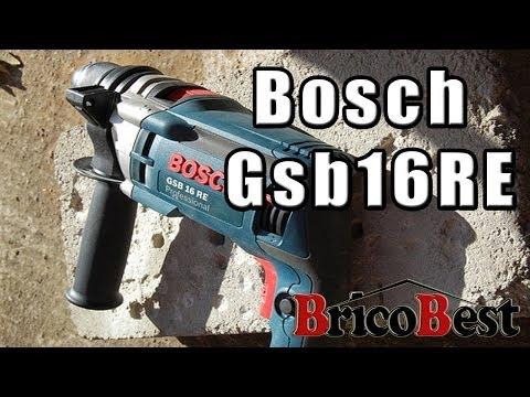 Mini review Rotomartillo Bosch GSB16RE