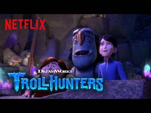 Trollhunters | Official Trailer [HD] | Netflix Futures