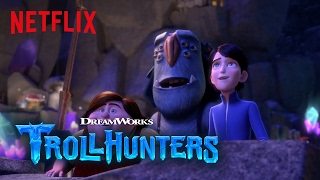 Trollhunters | Official Trailer [HD] | Netflix