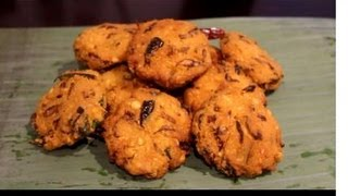 HOW TO MAKE PARIPPU VADA(Kerala Style)