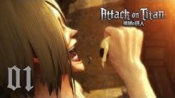 Attack on Titan Wings of Freedom [Deutsch / Let's Play] #1 - Kampf gegen Titanen