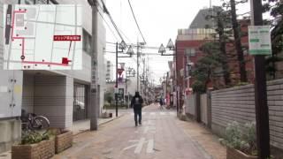 【草加高砂エリア動画レポート】草加駅から「イニシア草加高砂」まで歩いてみました!
