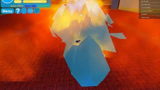 ROBLOX l NTC Game(Water) l năng lực huyền thoại Half Hot Half Cold l Boku no Roblox(tập 2)