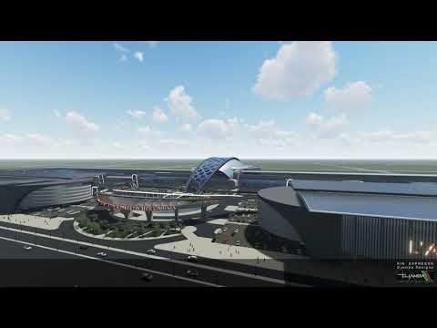 Ndjili Kinshasa International Airport DRC Congo