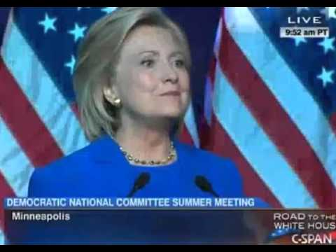 Full Speech: Hillary Clinton at the Democratic National Committee Summer Meeting (8-28-15)