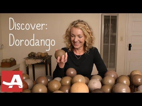 Turning Mud into Art with Barbara Hannah Grufferman | Dorodango | AARP