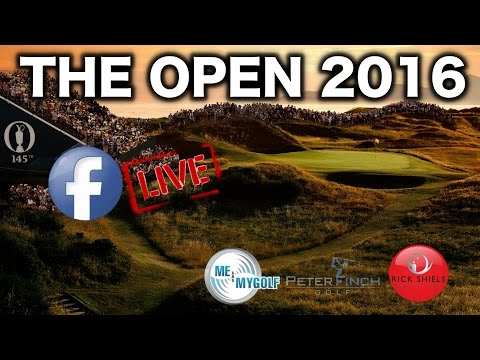 THE OPEN 2016! MNGS FACEBOOK LIVE