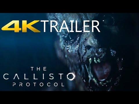 The Callisto Protocol – Cinematic Trailer 4K 2022