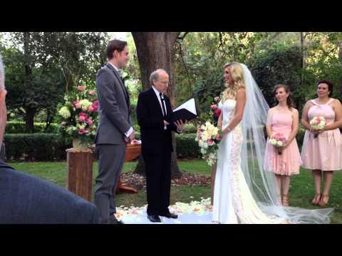 Hansen Wedding Ceremony 1