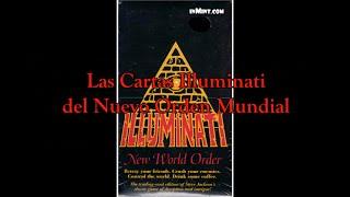 Las cartas Illuminati del Nuevo Orden Mundial (INWO)