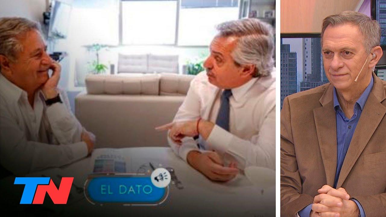 Reunión secreta entre Alberto Fernández y Eduardo Duhalde: qué dijo Duhalde sobre Cristina Kirchner