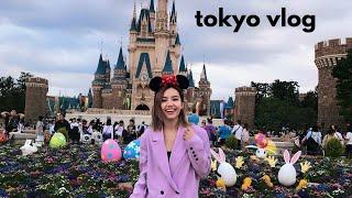 1 Minute Tokyo Japan Travel Vlog | Honeymoon in Japan! 💕 🇯🇵 Tokyo Disneyland & Tokyo DisneySea