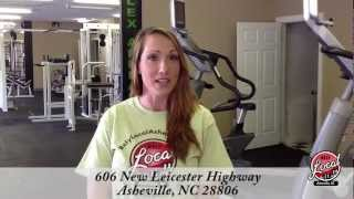 Take a Tour at Flex Appeal Family Fitness Center of their 24 Hr Asheville Gym