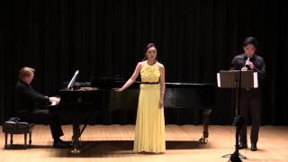 Eun Young Park Bach Quia respexit from Magnificant BWV 243
