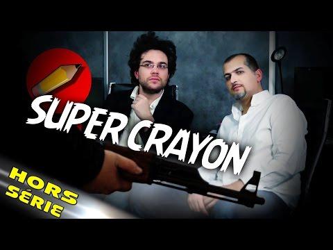 super crayon - hors série - mathieu sommet