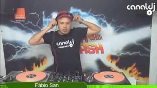 DJ Fábio San - Eurodance - Programa Sexta Flash - 05.05.2017