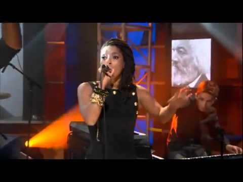 Talib Kweli - Get By Live on Colbert