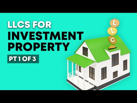 LLCs For Investment Property (Accountants Worst NIGHTMARE!) Prt 1 Of 3