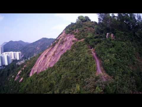 Fun with Xiro Xplorer aerial video - Hong Kong Devil's Peak 香港魔鬼山砲台