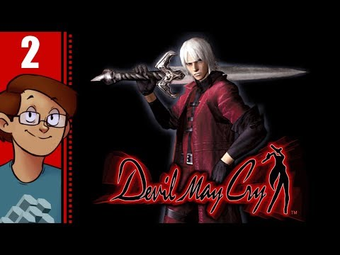 Let's Play Devil May Cry HD Part 2 - Judge of Death