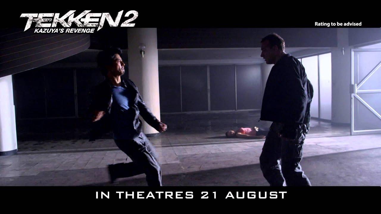 Tekken 2 Kazuya S Revenge Official Trailer Youtube