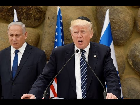 BREAKING: TRUMP MOVES EMBASSY TO JERUSALEM AFTER 90 SENATORS SUPPORTED RESOLUTION
