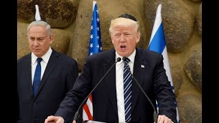BREAKING: TRUMP MOVES EMBASSY TO JERUSALEM AFTER 90 SENATORS SUPPORTED RESOLUTION