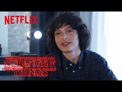Stranger Things Rewatch  Behind the s: Mike & Eleven's Kiss  Netflix