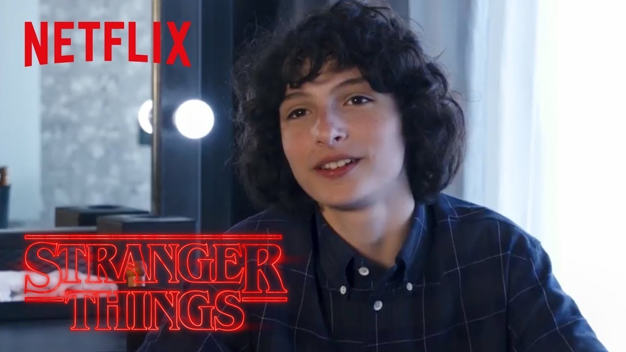 Stranger Things Rewatch Behind The Scenes Mike Elevens Kiss Netflix