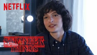 Stranger Things Rewatch | Behind the Scenes: Mike & Eleven's Kiss | Netflix