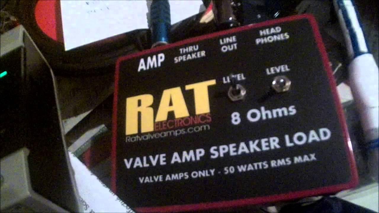 Dv Mark Galileo Head Rat Dummy Load Box Review Youtube