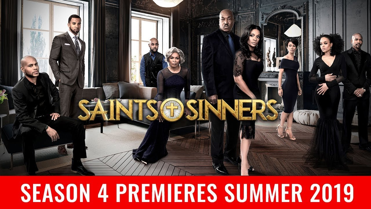 saints and sinners time
