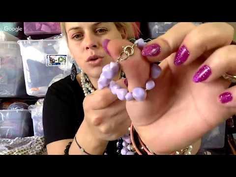 Jewelry Bag Haul! Jewelry jar unbagging! Remembering Iris- fashion icon
