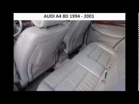 Audi A4 8d 1994 2001 Diagnostic Obd Port Connector Socket Location