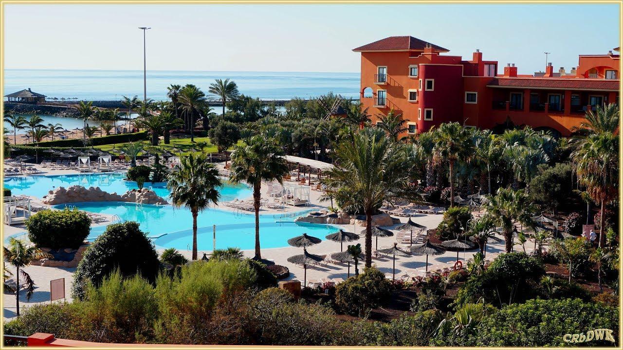Sheraton Hotel Fuerteventura No Luxury Hotel A Critical Review