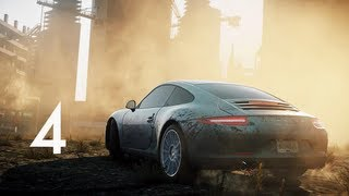 Need For Speed: Most Wanted - Gameplay Walkthrough - Part 4 (NFS0001)