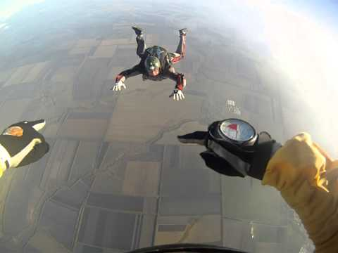 Мой АФФ-7 и отказ парашюта у Борисовича .