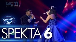 ABDUL ft. GHEA - DARI MATA (Jaz) - Spekta Show Top 10 - Indonesian Idol 2018