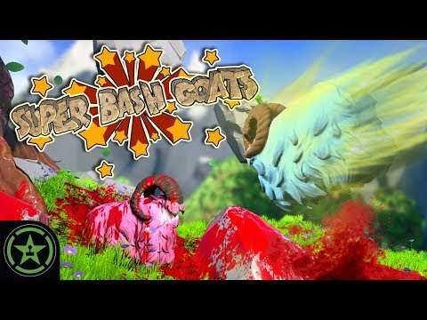 Let's Play - Super Bash Goats - Goat Any Last Words?