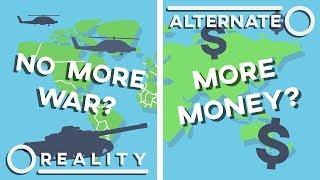 Was, wenn es keine Länder gäbe?   Alternate Reality