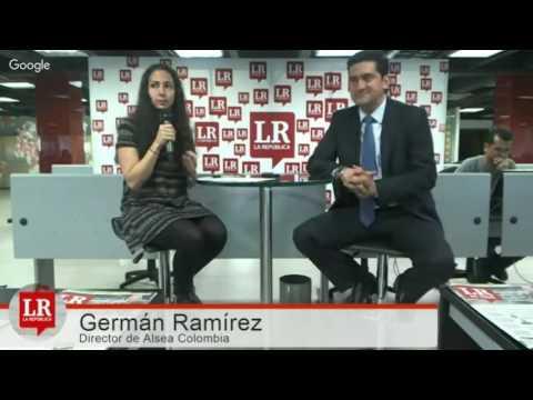 Germán Ramírez / Director de Alsea para Colombia