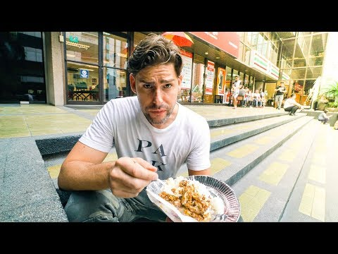CAN $1 SISIG BE THE BEST STREET FOOD IN MANILA???
