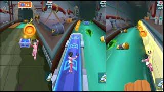 Subway Princess Runner Video GamePlay #shorts screenshot 5