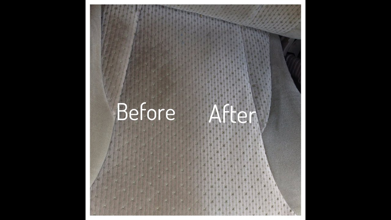 Does Oxiclean Really Work Oxiclean Upholstery Cleaning