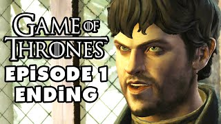 Game of Thrones - Telltale Games - Episode 1: Iron from Ice - Gameplay Walkthrough Part 5 (PC)