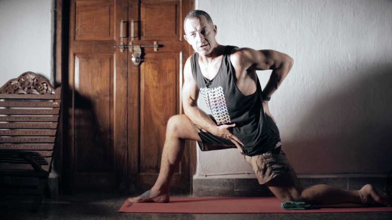Ashtanga Yoga - Front Hip Opening Stretches